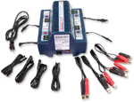 TecMate OptiMate PRO-4 Professional 4-bank 12V battery charger TS-53