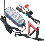 TecMate OptiMate 2 Battery Charger/Maintainer 4-step 12V 0.8A TM-421