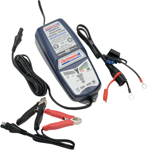 TecMate OptiMate 6 Ampmatic, 9-step 12V 5A Battery Charger/Tester/Maintainer TM-181