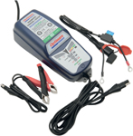 TecMate OptiMate Lithium 4s 5A, 10-step 12.8V/13.2V 5A Battery Charger/Tester/Maintainer TM-291