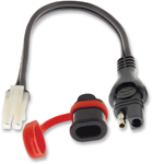 TecMate OptiMate Weatherproof Adapter, Battery Cable/Lead Converter, KET to SAE O7