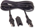 TecMate OptiMate Weatherproof 15ft SAE Battery Extension Cable O13