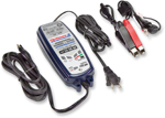 TecMate OptiMate 3 Battery Saving Charger-Tester-Maintainer 7-step 12V 0.8A TM431
