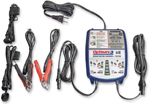 TecMate OptiMate 3 Battery Saving Charger-Tester-Maintainer 2 Bank 7-Step 12V 0.8A TM451