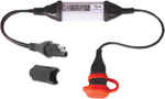 TecMate OptiMate Intelligent Weatherproof 2100mA USB Charger w/SAE Connector O107