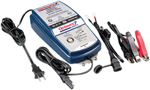 TecMate OptiMate 7 Select 9-Step 10Amp Battery Charger for 12V Starter and Deep Cycle Batteries TM-251