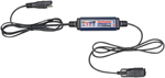 TecMate OptiMate 3300mA USB Battery Charger w/Auto Off Protection, Weatherproof, SAE, in & out cables O108