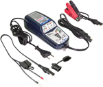 TecMate OptiMate 4 Dual Program 9-step 12V 1A Battery Saving Charger-Tester-Maintainer TM341