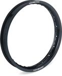 Moose Racing Rear Aluminum Rim (Black) 2.50