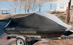 SLIPPERY Personal Watercraft Cover for Polaris SLT 700 / SLT 780 (1994-1997)
