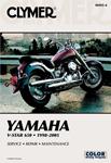 Clymer Repair Manual for Yamaha V-Star 650 (1998-2011)