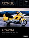 Clymer Repair Manual for Honda GL1800 Gold Wing (2001-2010)