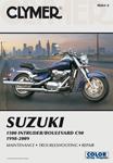Clymer Repair Manual for Suzuki 1500 Intruder/Boulevard C90 (1998-2009)