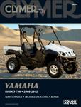 Clymer Repair Manual for Yamaha Rhino 700 (2008-2012)