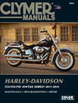 Clymer Repair Manual for Harley-Davidson FLS/FXS/FXC Softail Models (2011-2016)