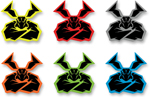 Moose Racing MX Off-Road 2018 AGROID Decal/Sticker (Assorted Colors)