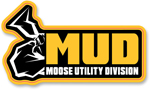 Moose Racing MX Off-Road 2018 M.U.D. Logo Decal/Sticker