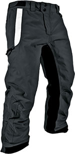 HMK Ladies Jewel 2 Snowmobile Pants (Black)