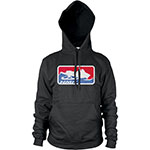 HMK Official Hoody Hoodie Sweatshirt (Black)