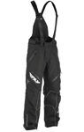 Fly Racing Men's SNX Pro Snow Bike Pants (Black)