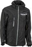 Fly Racing Snowmobile Carbon Mountain Jacket (Black)