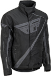 Fly Racing Snowmobile SNX Pro Crossover Jacket (Black)
