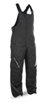 FLY RACING Snow Snowmobile 2017 OUTPOST Insulated Bibs/Pants (Black/Grey)