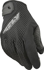 FLY Street - COOLPRO II Touchscreen Motorcycle Gloves (Black)