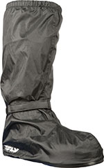 FLY Street - Motorcycle Boot Rain Covers (Black)
