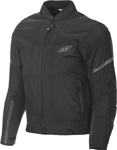 Fly Racing Butane Textile Riding Jacket (Black)