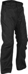 FLY STREET Butane Motorcycle Over-Pants (Black)