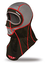 FLY Racing Snow Snowmobile - Ignitor Balaclava (Red/Black)