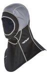 Fly Racing Snow Snowmobile IGNITOR AIR Open Face Balaclava (Black)