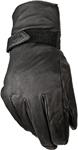 HIGHWAY 21 Men's GRANITE Cold Weather Leather Riding Gloves (Black)