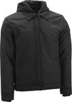 HIGHWAY 21 Men's GEARHEAD Textile Riding Jacket/Hoody (Black)