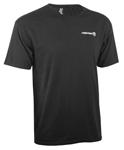 Highway 21 Men's CORPORATE Short Sleeve Tee T-Shirt (Black)