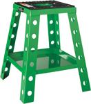 Moose Racing Fundamental Bike Stand (Green) 4101-0405