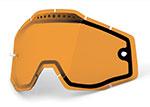 100% Vented Dual Pane Lens for Racecraft/Accuri/Strata Goggles