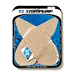 STOMP GRIP Traction Pad Tank Kit for YAMAHA YZF-R1 YZF-R1 2004-2006 (Clear)