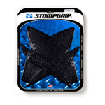 STOMP GRIP Traction Pad Tank Kit for YAMAHA YZF-R1 / YZF-R1M 2015 (Black)