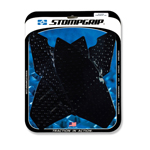 STOMP GRIP Traction Pad Tank Kit for BMW S1000R 2014-2015 / S1000RR 2015 (Black)