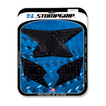 STOMP GRIP Traction Pad Tank Kit for SUZUKI GSR750 / GSR750Z 2012-2015 (Black)