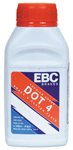 EBC Brakes BF004 Brake/Clutch Fluid - DOT 4  / Each (DOT-4)
