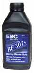 EBC Brakes BF307 Brake Fluid - DOT 4 Racing  / Each (BF-307)
