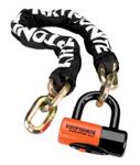 Kryptonite New York Chain 1210 w/ Evolution Series 4 Disc Lock (3.25 feet / 100cm) 999515
