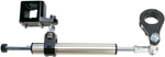Moose Racing 11-Way Adjustable Steering Stabilizer (Black) 0414-0418