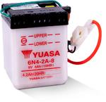 Yuasa Conventional Battery (6N4-2A-8) YUAM2648A