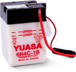 Yuasa Conventional Battery (6N4C-1B) YUAM26C4B