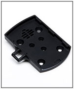 ADAPTIV Mount Plate for TPX Motorcycle Radar/Laser Detection System