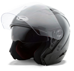 GMAX OF77 Open Face Helmet (Black)